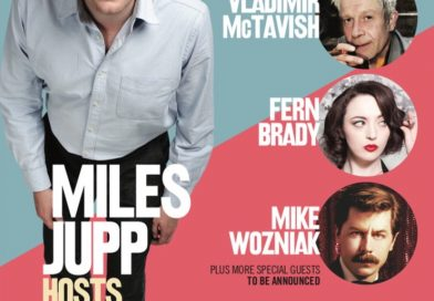 Balamory star Miles Jupp heads Glasgow comedy show to  raise money for charity