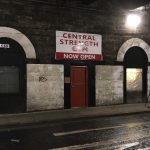 What's behind Glasgow's secret red door? The authentic city centre gym taking the city by storm