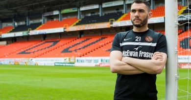 From Kayseri to Tannadice. Deniz Mehmet's Dundee Love Affair